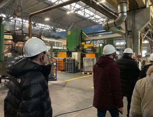 ИЦ «Теплотехника» посетил производственный кластер компании РусКлимат