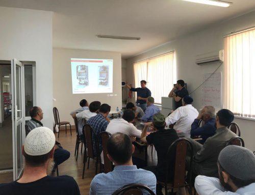 Vaillant Group провели обучающий семинар для своих представителей в регионах по котлам Protherm