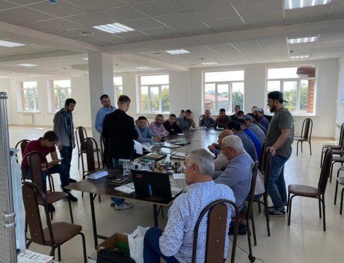 Первый семинар в новом здании провели в ИЦ Теплотехника