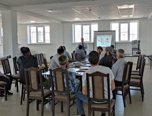 Российское представительство Иммергаз продолжает цикл обучающих семинаров для своих представителей в регионах